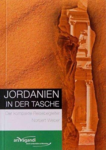 9783981327526: Jordanien in der Tasche - Der kompakte Reisebegleiter