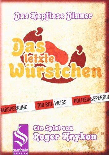 9783981336023: letzte Würstchen, Das [German Version]