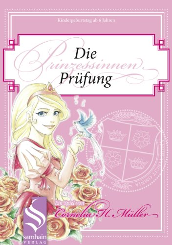 9783981336030: Prinzessinnen-Pr�fung, Die [German Version]