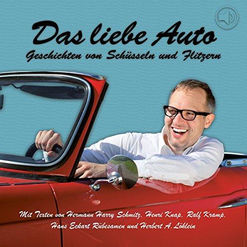 9783981336498: Das liebe Auto: Geschichten von Schüsseln und Flitzern