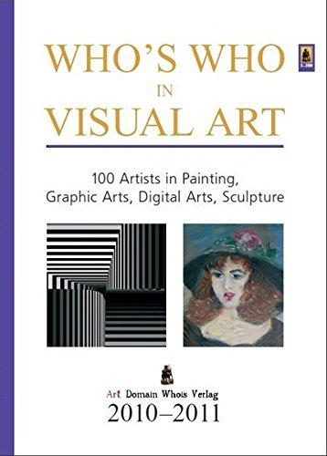Whos Who in Visual Art: 100 Artists: Goette Himmelblau Ulrich,
