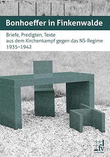 9783981349887: Bonhoeffer in Finkenwalde