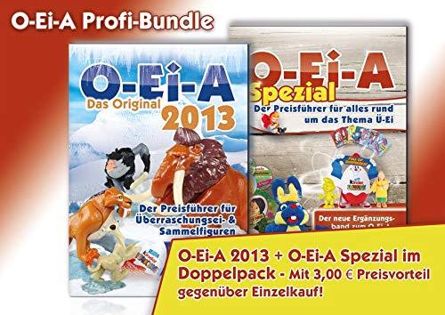 9783981358261: O-Ei-A Profi-Bundle - O-Ei-A 2013 und O-Ei-A Spezial im Doppelpack