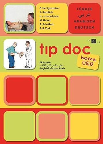 9783981367300: tip doc - home uro: Begleitheft zum Buch