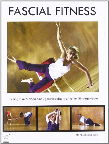 9783981371420: Fascial Fitness [Alemania] [DVD]