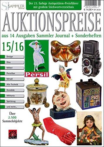9783981378474: Auktionspreise 15/16