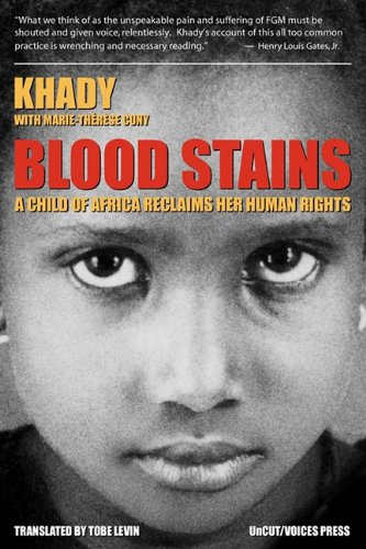 9783981386301: Blood Stains - A Child of Africa Reclaims Her Human Rights