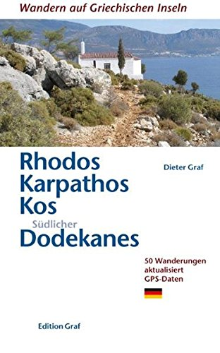 Rhódos, Kárpathos, Kós, südlicher Dodekánes : Chálki,: Graf, Dieter: