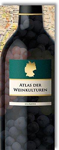 9783981430820: Atlas der Weinkulturen Deutschland 1 : 500 000