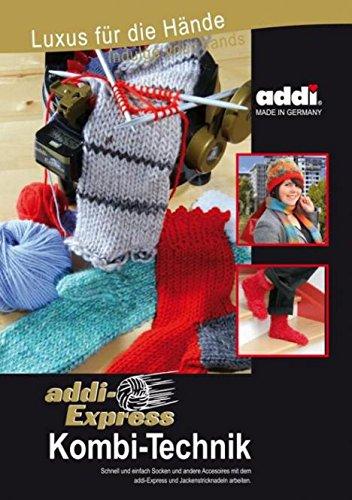 9783981441543: addi- Express - Kombi- Technik, German