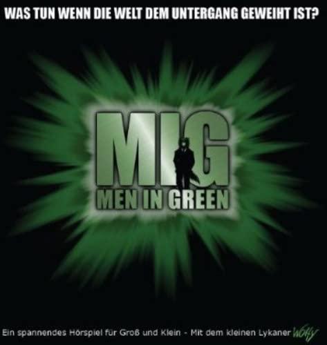 9783981449907: Wolfy - Men in Green