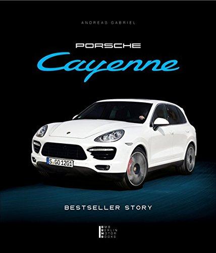 9783981459296: Porsche Cayenne - Bestseller Story
