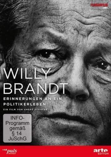 9783981486469: Willy Brandt: Erinnerungen an ein Politikerleben [Alemania] [DVD]