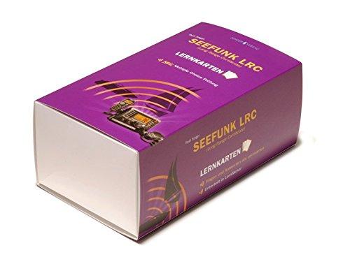 9783981500356: Lernkarten Seefunk LRC
