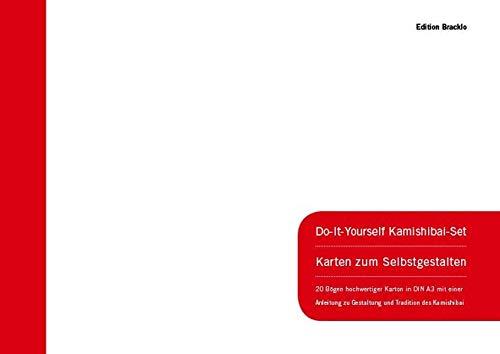 9783981506655: DIN A3 KAMISHIBAI 42,0 x 29,7 cm: Reines Kamishibai-Set zum Selbstgestalten (blanko) - Weiße Kamishibai-Mappe mit 20 weißen Karten in höchster ... Ecken - DIN A3 Do-it-Yourself Kamishibai Set