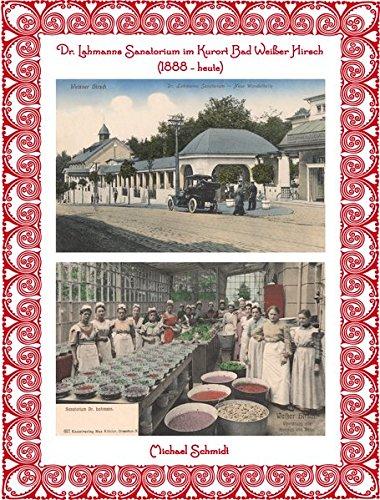 9783981507072: Dr. Lahmanns Sanatorium im Kurort Bad Weißer Hirsch (1888 - heute)