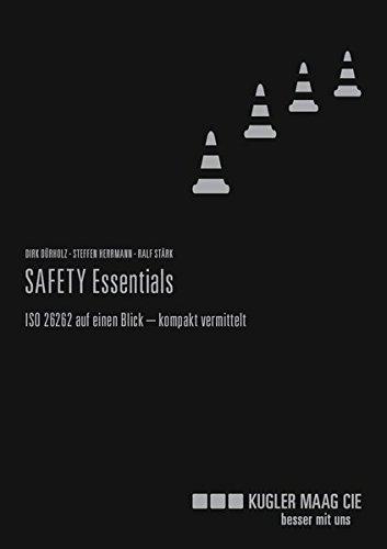 9783981507812: SAFETY Essentials: ISO 26262 auf einen Blick - kompakt vermittelt
