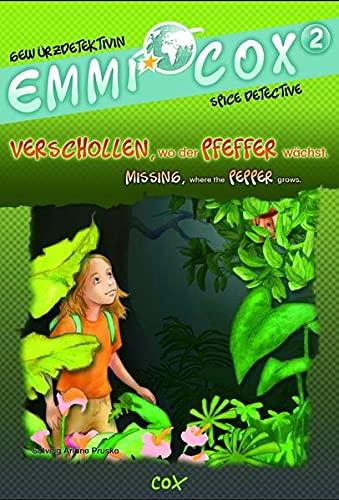 9783981514414: Verschollen, wo der Pfeffer wächst / Missing, where the pepper grows