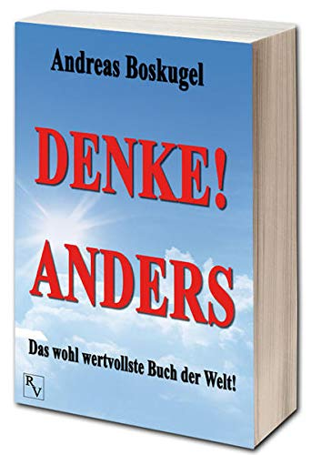 9783981537796: DENKE! ANDERS