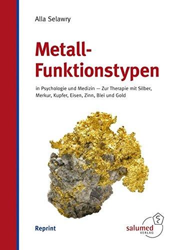 9783981553567: Metall-Funktionstypen
