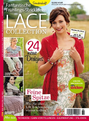 9783981565034: Fantastische Frühlings-Strickideen Lace Collection