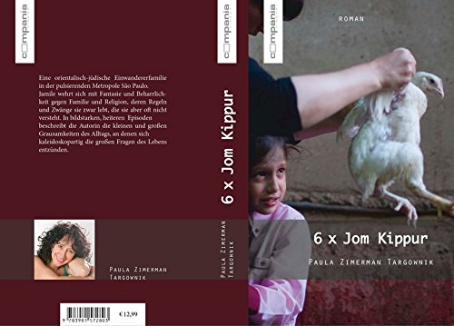 6 x Jom Kippur: Paula Zimerman Targownik