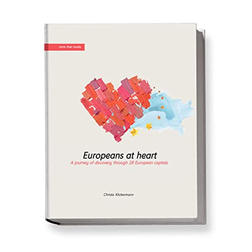 9783981618310: Europeans at heart