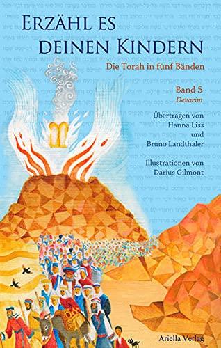 Erzähl es deinen Kindern-Die Torah in Fünf: Liss, Hanna