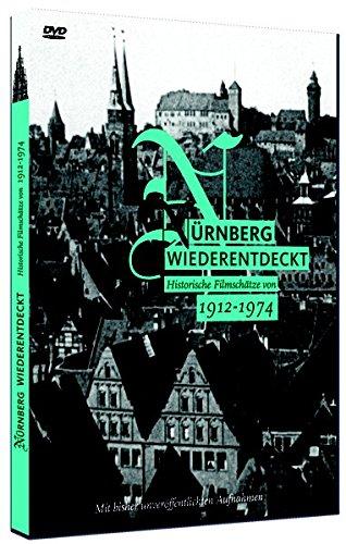 9783981636765: Nürnberg Wiederentdeckt: Historische Filmschätze von 1912 - 1974 [Alemania] [DVD]