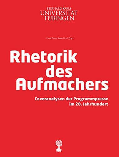 Rhetorik des Aufmachers: Coveranalysen der Programmpresse im: Janine Beck, Benjamin