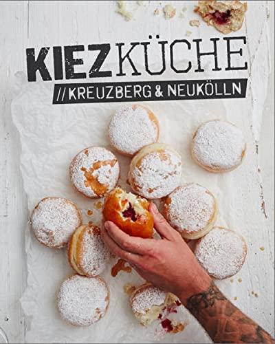 Kiezküche Kreuzberg & Neukölln (Hardback): Sandra Vartan, Sebastian