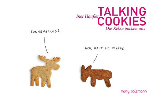 9783990140871: Talking Cookies: Die Kekse packen aus
