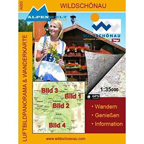 9783990170335: Wildschönau 1 : 35 000 Wanderkarte