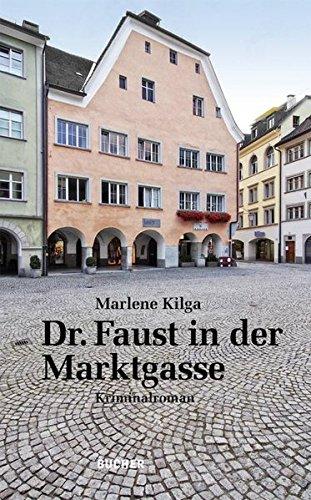 9783990182093: Dr. Faust in der Marktgasse: Kriminalroman
