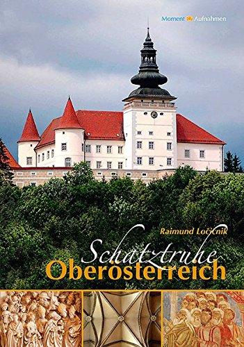 9783990243893: Schatztruhe Oberösterreich