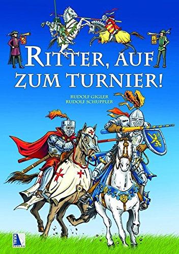 Ritter, auf zum Turnier! Cover