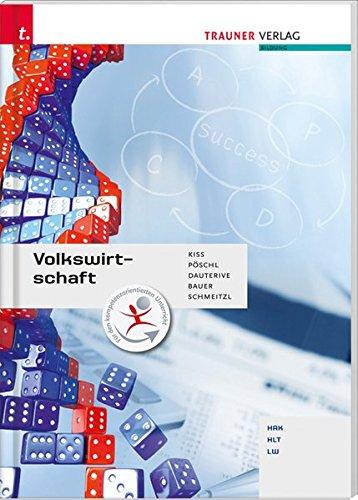 9783990330548: Volkswirtschaft HAK/HLT/LW