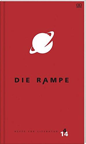 9783990332863: Die Rampe 4/2014