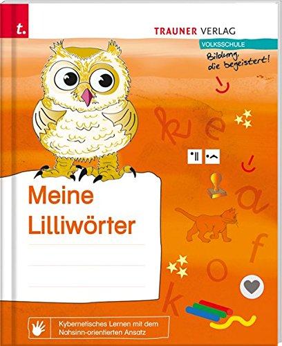9783990333464: Meine Lilliw�rter, Registerheft mit 9 Unterteilungen