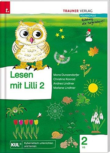 9783990334102: Lesen mit Lilli (Fibel) 2 VS