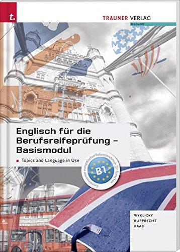 9783990334348: Englisch für die Berufsreifeprüfung