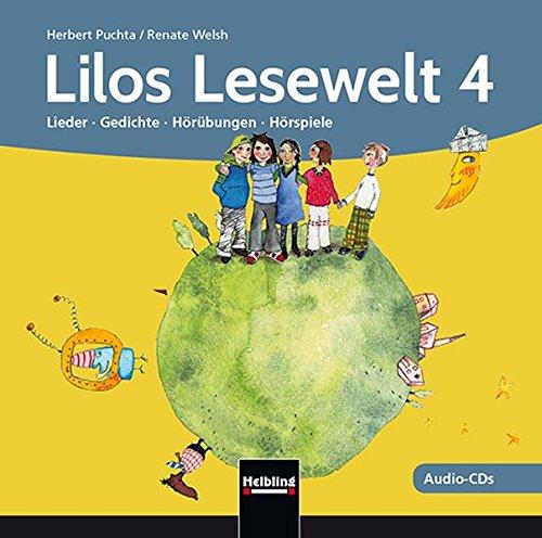 9783990354032: Lilos Lesewelt 4. Audio-CD