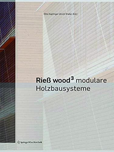 9783990430798: Rieß Wood³ (German Edition)