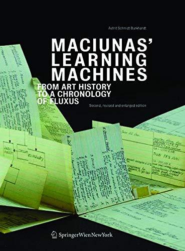 9783990433966: Maciunas' Learning Machines