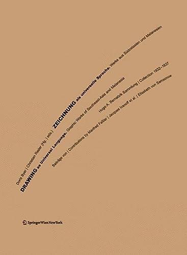 9783990434215: Zeichnung als universelle Sprache. Werke aus Südostasien und Melanesien. / Drawing as Universal Language. Graphic Works of Southeast-Asia and Melanesia. (Edition Transfer) (German and English Edition)