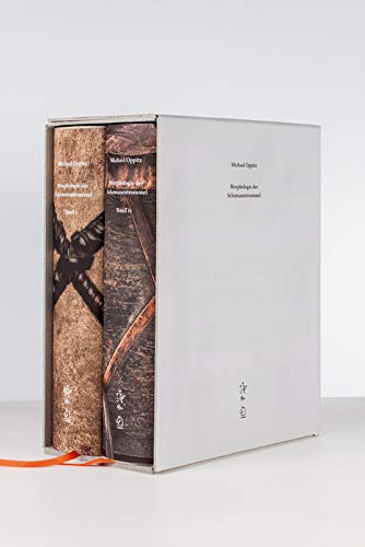 Morphologie der Schamanentrommel. 2 Bände: Michael Oppitz