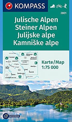 Julische Alpen / Julijske alpe - Steiner