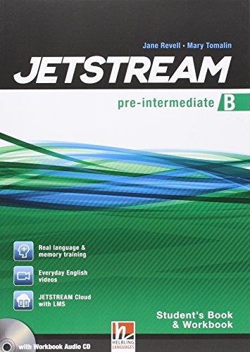 9783990450154: JETSTREAM PRE INTERMEDIATE ALUM+EJER B+