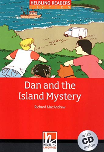 9783990452578: Dan and the Island Mystery. Livello 3 (A2). Con CD-Audio