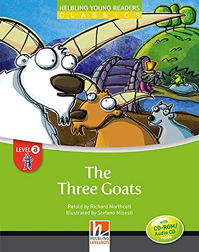 9783990452615: THE THREE GOATS